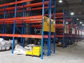 金清富士特公司合作重型仓储30多万货架