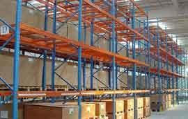 仓储货架的应用领域是什么?