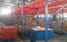 中永定做仓储货架厂家:怎样解决好库房仓储货架的防潮问题