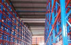 库房合理使用仓储货架会怎样?