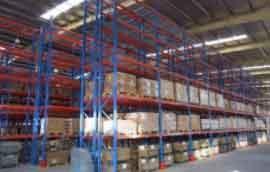 中永定做仓储货架厂家:货架的知识和作用