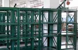 物流仓储货架检测的重要性