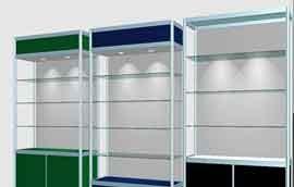 玻璃展示柜货架应该注意什么 展示柜应该用什么材料