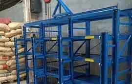 选择合适的仓储货架主要看哪些标准?