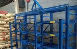 定做仓储货架:电商仓库最常用的货架规划和整体布局方法