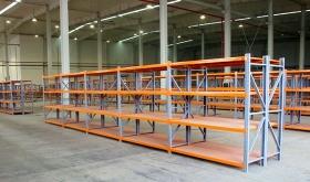 关于仓储货架日常保养方法