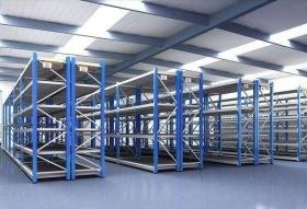 中永货架:中型仓储货架的中A型货架,中B型货架与中C型货架区别