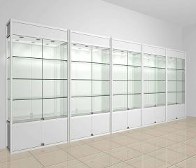 展柜设计三大要素