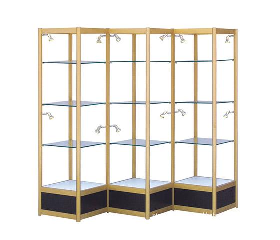 铝合金展示柜