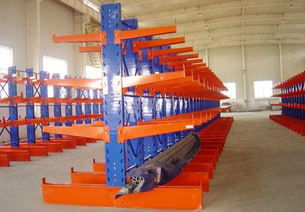 悬臂式仓储货架
