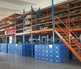 温州阁楼式仓储货架