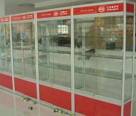 温州展示柜货架