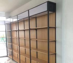温州钢木货架