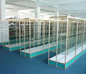 杭州展示柜货架